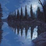 Rob Gonsalvesin surrealistiset maalaukset hämmästyttävät optisilla harhoillaan. 25 kuvaa, jotka ovat muuta kuin mitä ehkä näyttävät olevan!