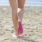 Nakefit- jalkapohjaan liimautuva kengänkorvike on kuin olisi paljain jaloin