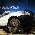 Bush Winch -vinssi voidaan asentaa helposti mihin tahansa autoon. Kiskoo auton ojasta tai mudasta!