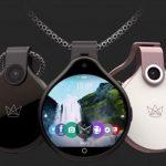 FrontRow on pikkukamera sosiaaliseen mediaan streamaamiseen