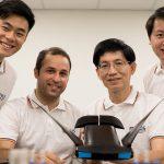 Mantadroid – rauskurobotti on uusinta vedenalaisessa robotiikassa