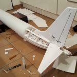 Qantas – Boeing 737 MAX-8 -radio-ohjattavan lennokin rakentaminen alusta pitäen, Video