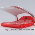 iNyx-sänky on konsepti täydellisestä ja monipuolisimmasta nukkumispaikasta