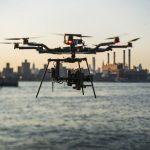 Drone-vesihiihto on uusi välineurheilulaji!