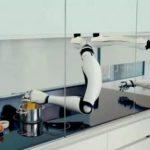 Moley Robotics tuo tänä vuonna markkinoille keittiörobotin (kädet), jotka kokkaavat koko ruokalistan