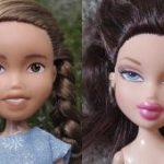 Barbie- ja Bratz-nukkeja muovaillaan näyttämään oikeilta ihmisiltä, lapset pitävät muutoksesta