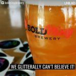 Glitter-olut on kevään ja kesän juoma