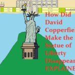 Kuinka D. Copperfield kadotti Vapaudenpatsaan – sekä 20 yleistä taikatemppua tehtynä ja selvitettynä – Videot