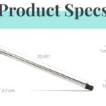 FinalStraw on kokoontaittuva metallikuorinen pilli, joka korvaa kertakäyttömuovin