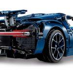 Uusi LEGO Bugatti Chiron jäljittelee alkuperäistä viimeistäkin W16-sylinteriä ja 8. vaihdetta myöten