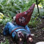 Zombitontut ovat piristävä lisä puutarhaan
