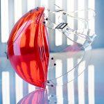 Orbis-reppu on erittäin futuristinen ja samalla kummallinen, mutta varma keräily-design-tuote