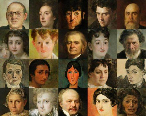 Muunnettuja kasvoja