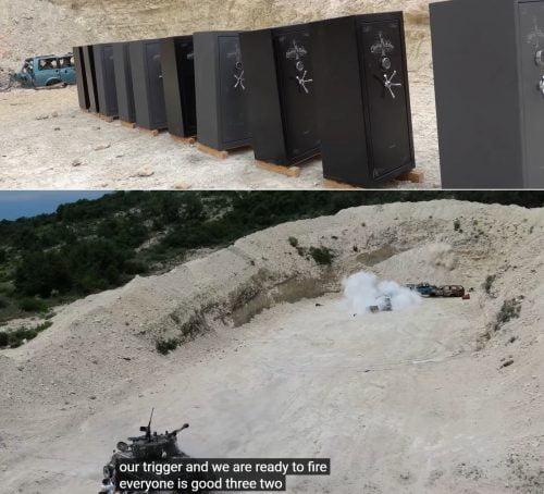 Asekaapeille kyytiä