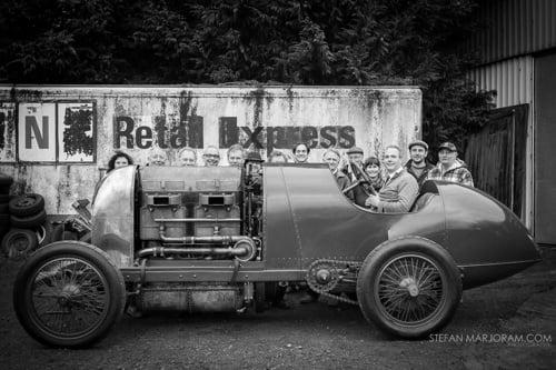 Fiat S76 vintage kuva