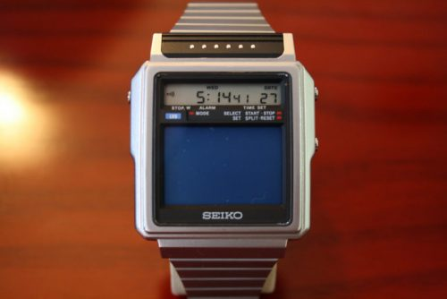 Seiko T001 TV Watch