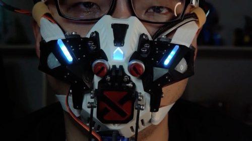 Kyborgi-kasvomaski