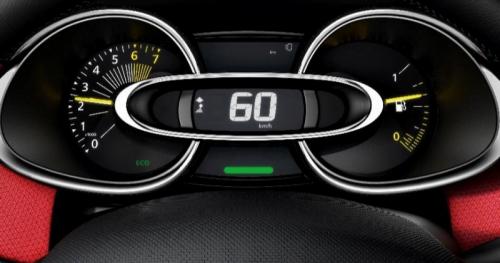 Volvon nopeusmittari