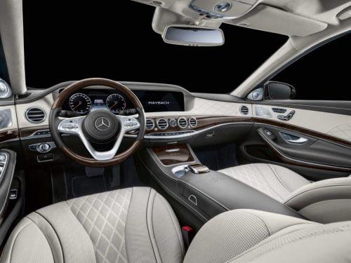 Mercedes-Maybach S 650 Pullman
