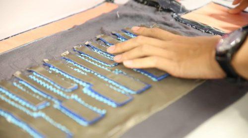 FabricKeyboard eli ykkösversio