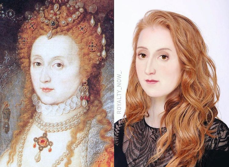 Elisabeth 1 Aussehen