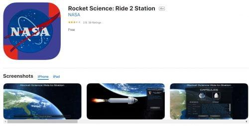 Rocket Science: Ride 2 Station