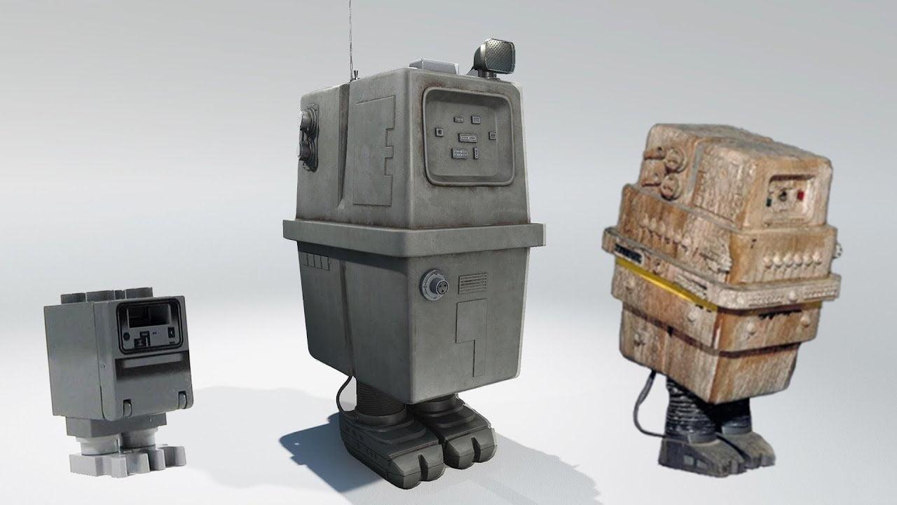 Gonk-droideja