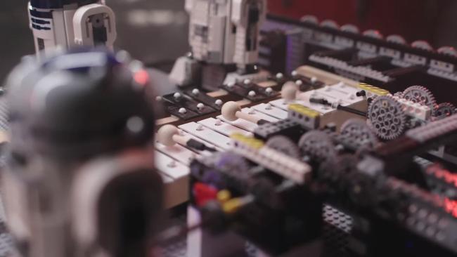 Lego-Star Wars- orkesteri