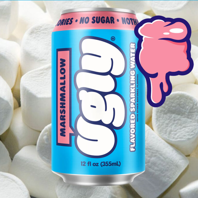 Ugly Drinks marshmallow sparkling water