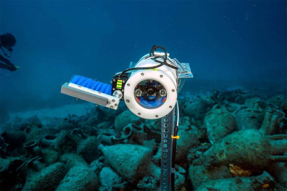 Yksittäinen NOUS-järjestelmän kamera