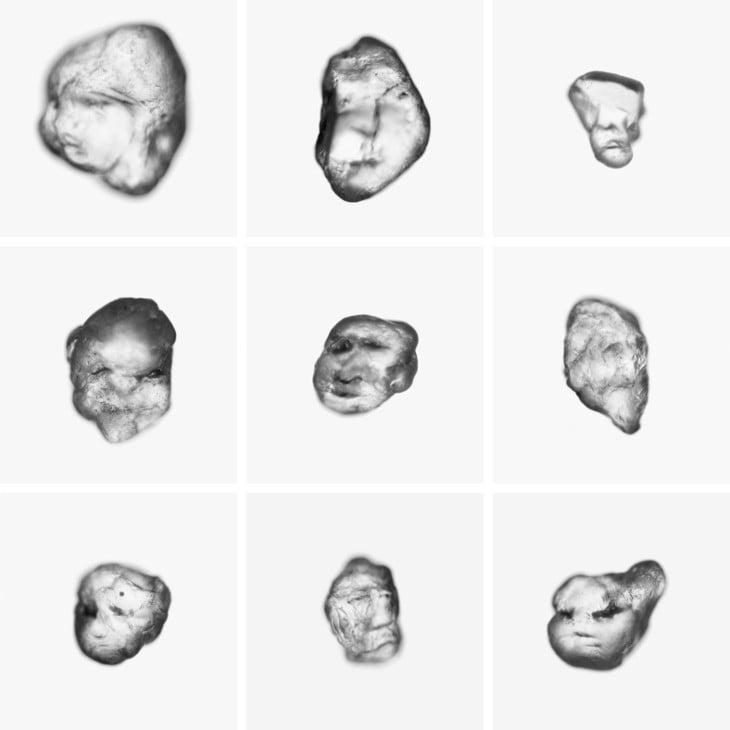 Löytyneitä kasvoja
