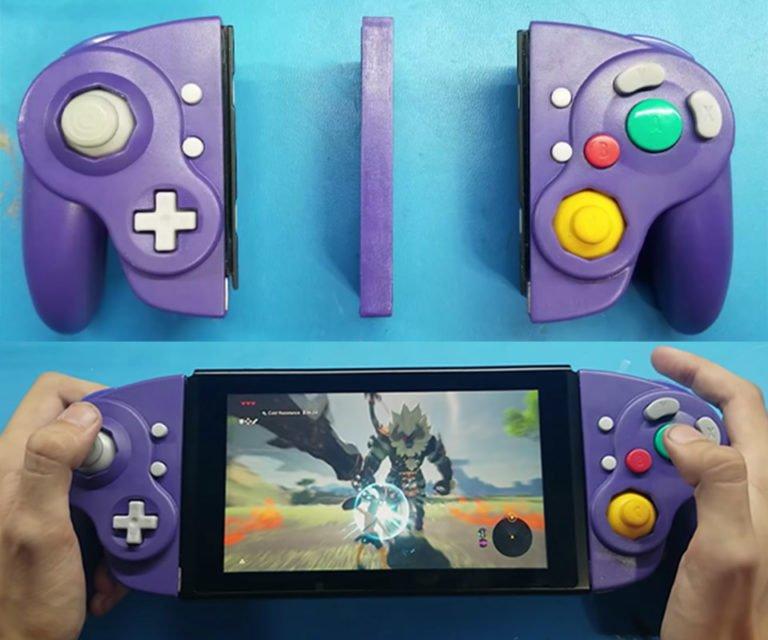 GameCube JoyCon / Switch