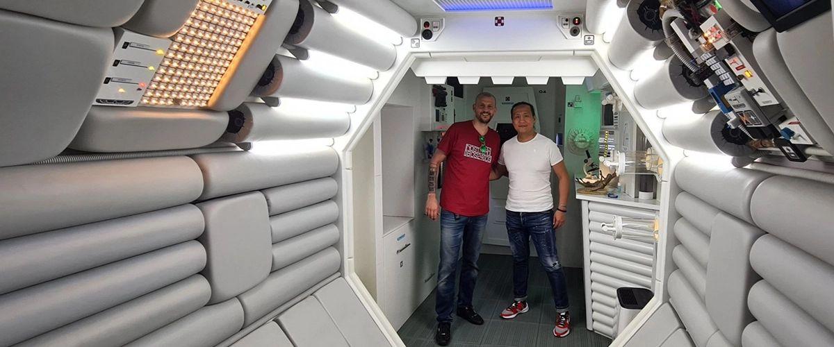 Alien-elokuvan USCSS Nostromo -asunto