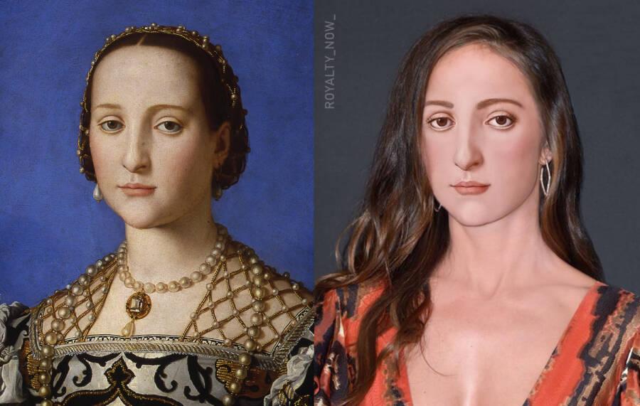 Eleanor of Toledo.