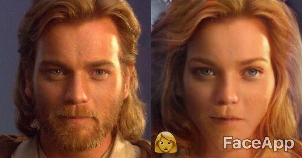 Obi-wan naisena