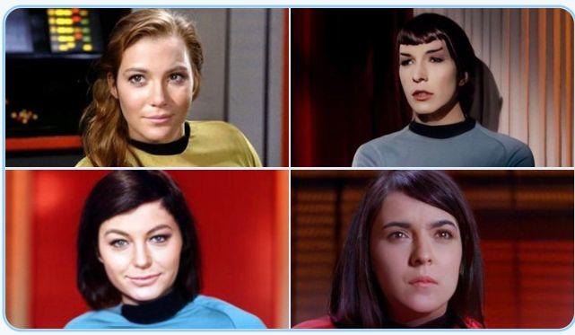 Star Trek naisina