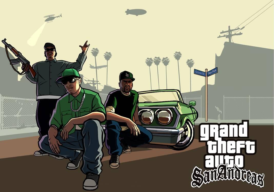GTA San Andreast
