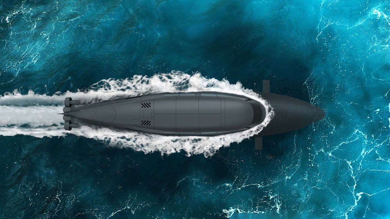VICTA Class Diver Delivery Unit