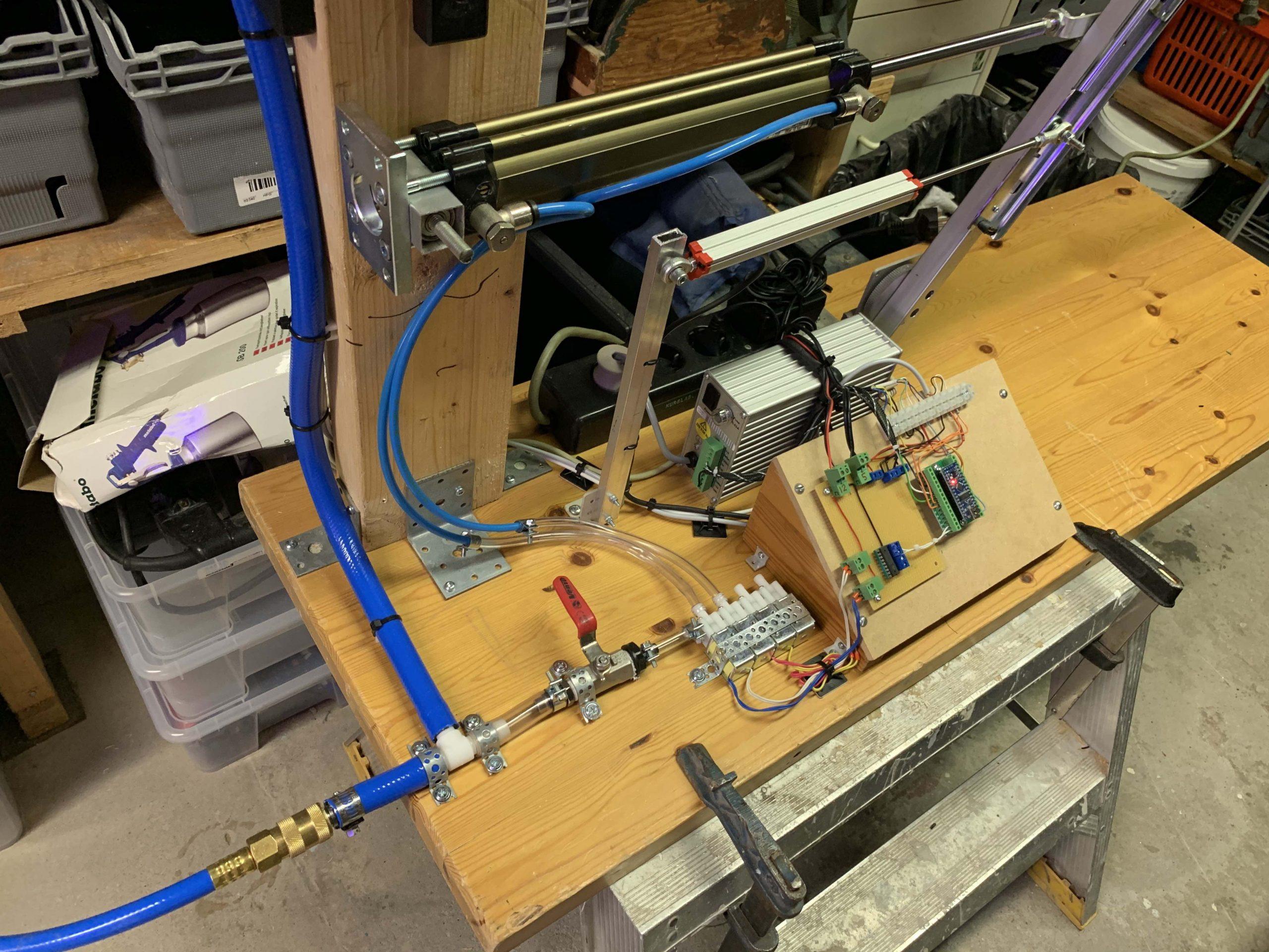 Robotic Trombone: The RoboTrombo Music Machine