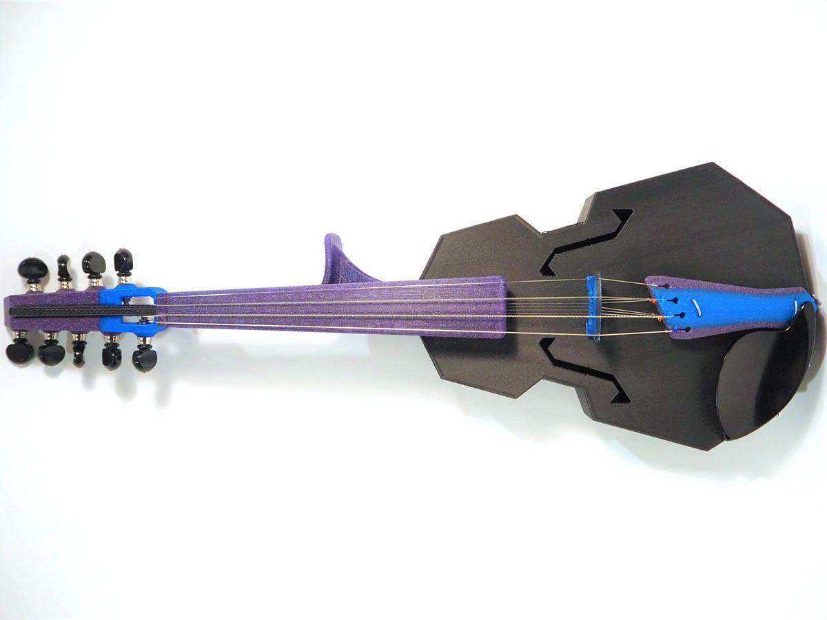 Hardanger Violin ekstrakielillä