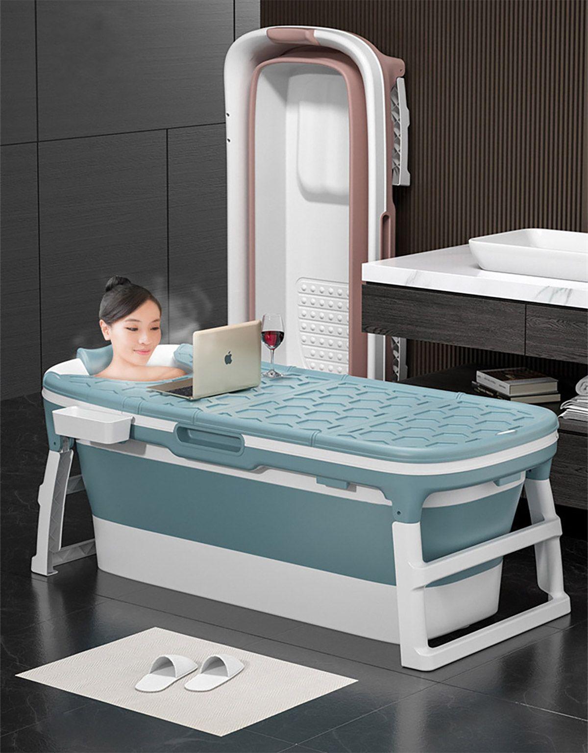 Portable Folding Bathtub - kokoontaitettava kylpyamme
