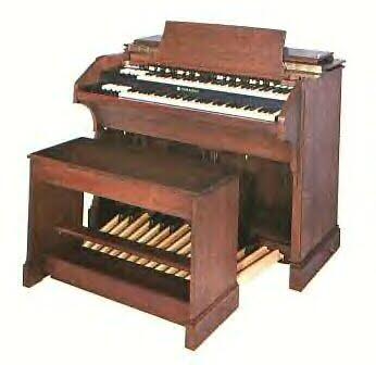A Hammond C-3 organ