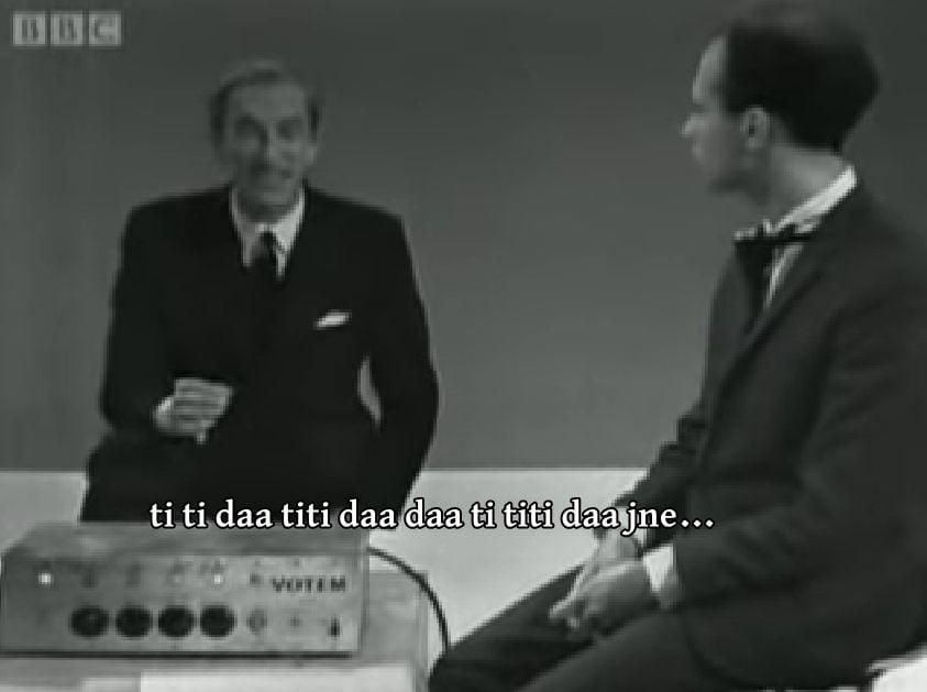 Morsepuhe tekstiksi