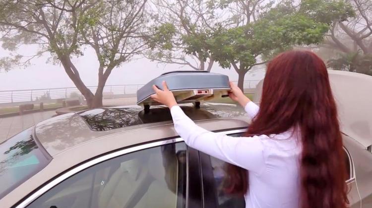 Favo Tech Remote Control Automatic Car Cover